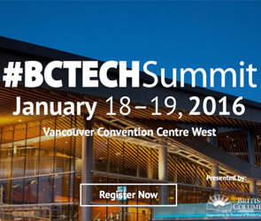 Aspect Selected to Present at BCTECH Summit 2016