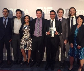 Aspect Wins 'Most Promising Startup' at 2016 Technology Impact Awards