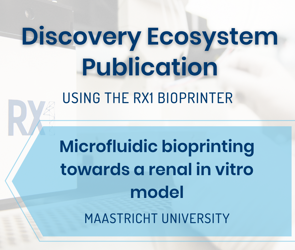 [Publication]: Microfluidic 3D Bioprinting Towards a Renal In Vitro Model