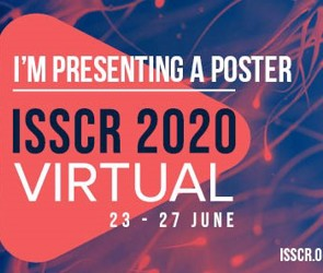 Visit our Virtual Posters at ISSCR 2020